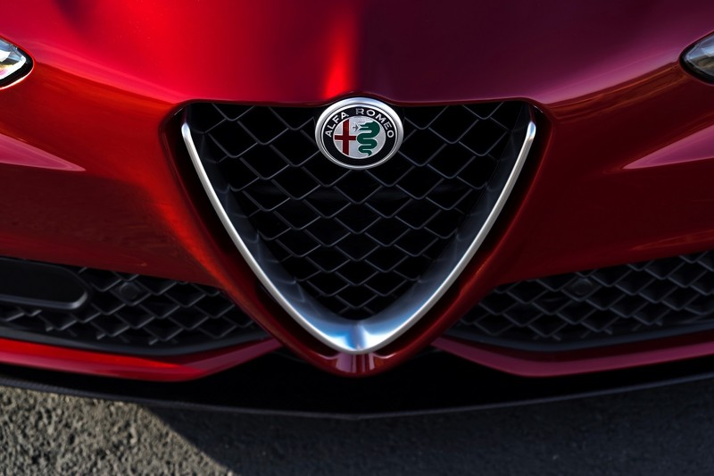 2017 Alfa Romeo Giulia Quadrifoglio Sports Sedan in Tacoma, WA