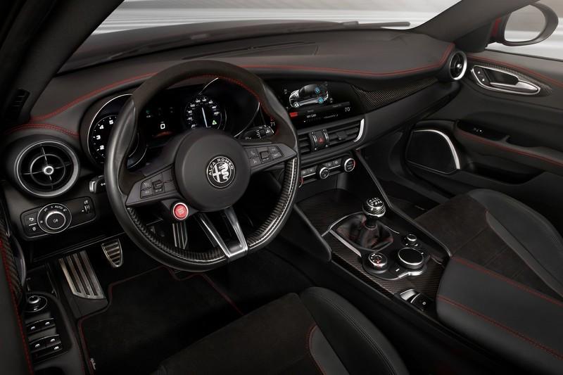 2017 Alfa Romeo Giulia Quadrifoglio Specs Kirkland Seattle