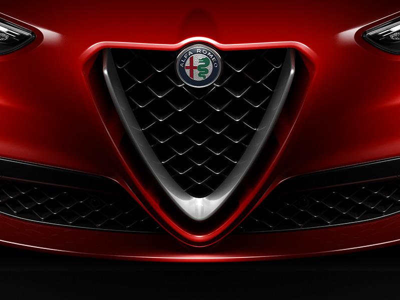 Alfa Romeo Stelvio at FIAT and Alfa Romeo of Tacoma, WA