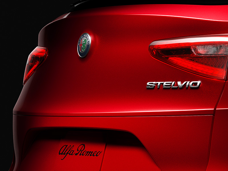 Alfa Romeo Stelvio The Suv For Washington