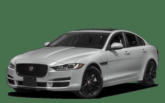 2018 Jaguar XE Compare