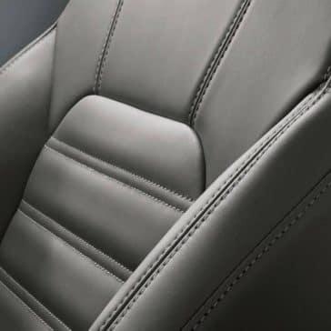 2019 Alfa Romeo Stelvio seat detail