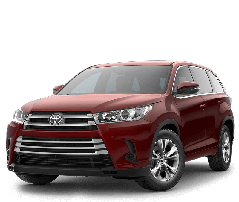 Toyota Highlander Maintenance Schedule