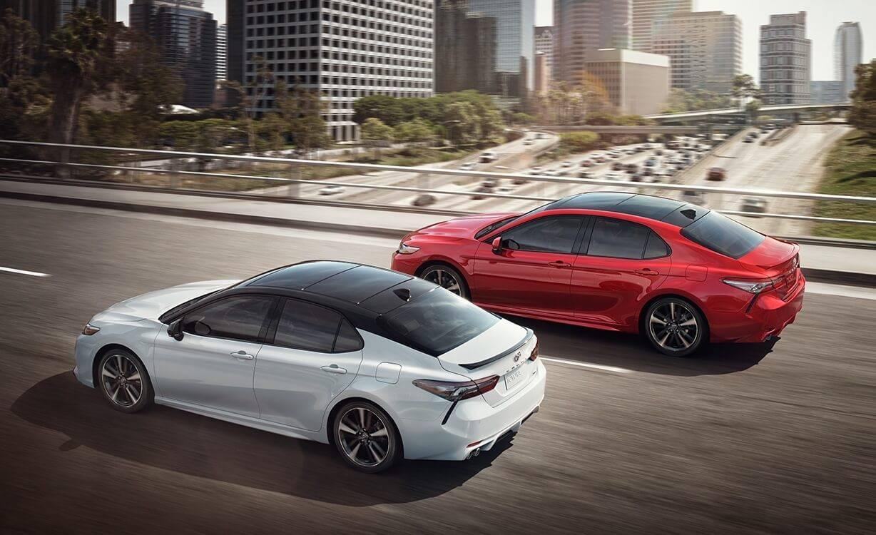 2018 Toyota Camry Models
