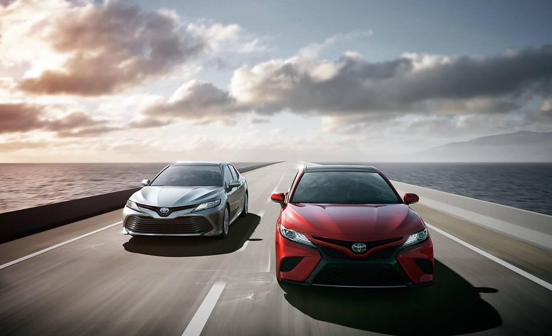 2018 Toyota Camry Vehicles