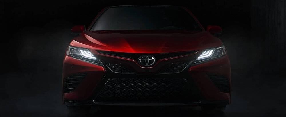2018 Toyota Camry first look