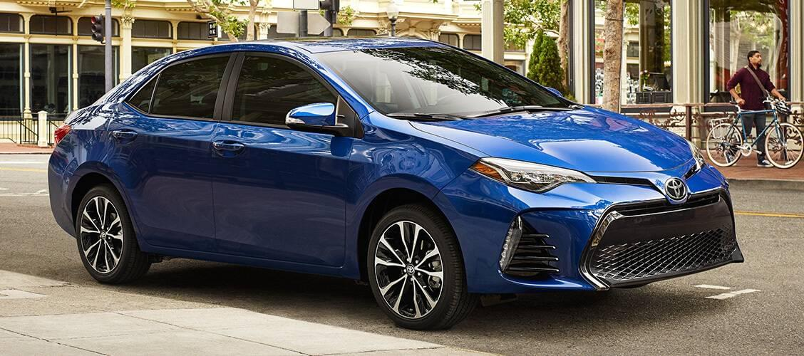 2017 Toyota Corolla safety