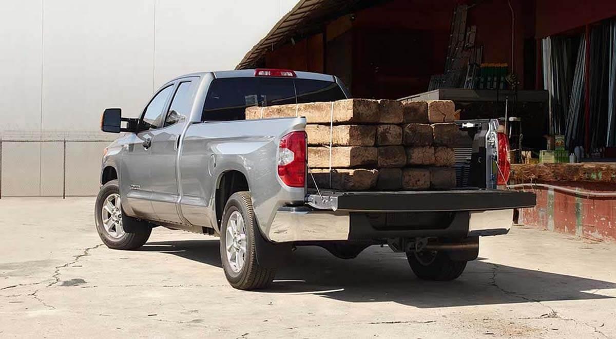 2017 Toyota Tundra capability