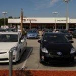 Arlington Toyota exterior