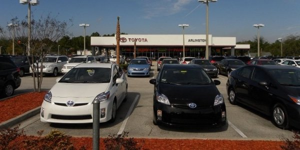 Used Cars Jacksonville >> Who Has The Best Used Cars In Jacksonville Arlington Toyota