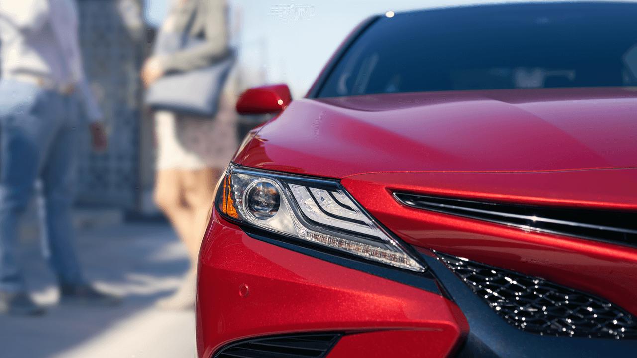 Toyota Camry Maintenance Schedule