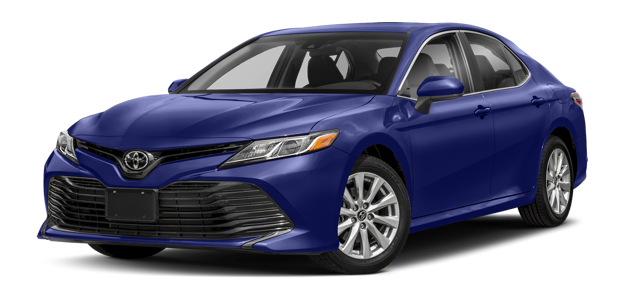 What Colors Does the All-New 2018 Toyota Camry Come In?