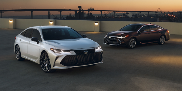 Arlington Toyota 2019 Avalon