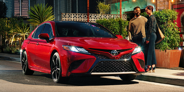 2018 Toyota Camry Lakeside FL