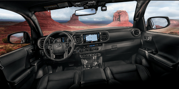 2018 Toyota Tacoma Technology Features