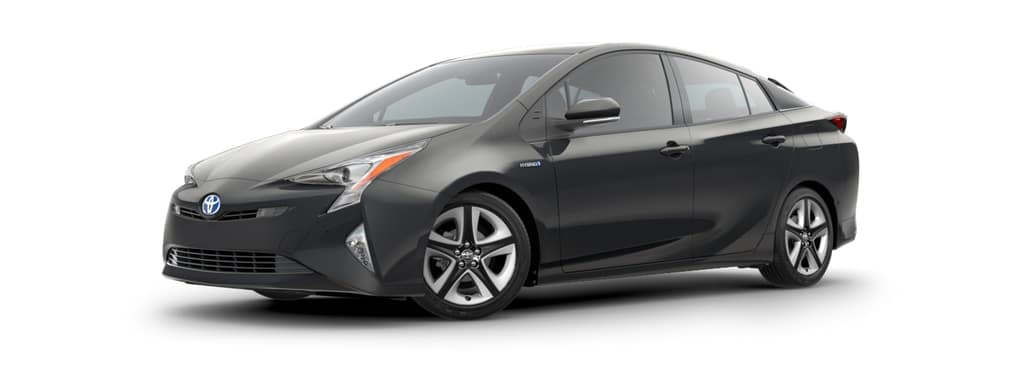 2018 Toyota Prius Hybrid in Magnetic Gray Metallic