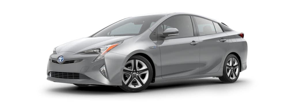 2018 Classic Silver Metallic Toyota Prius