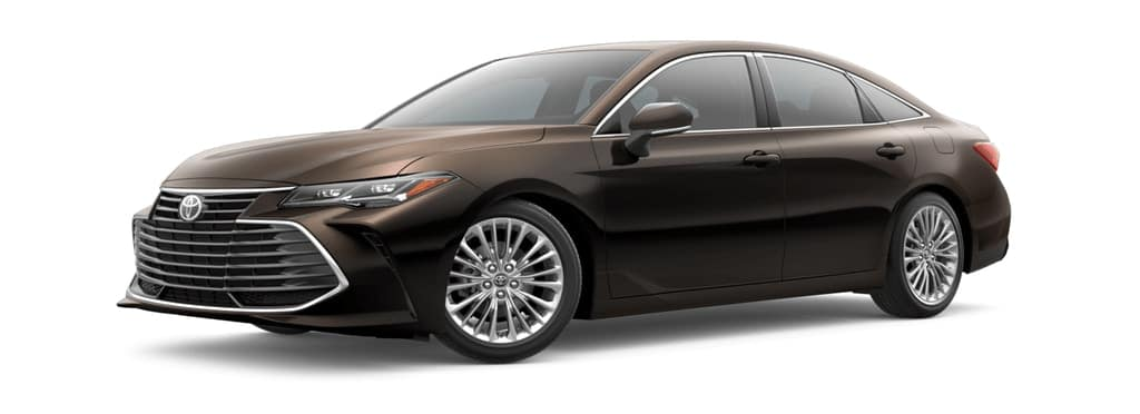 2019 Harbor Gray Metallic Toyota Avalon