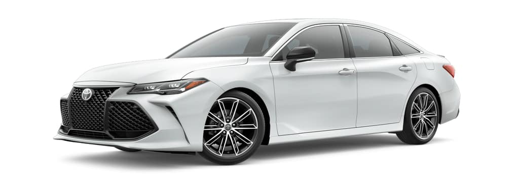 2019 Wind Chill Pearl Toyota Avalon