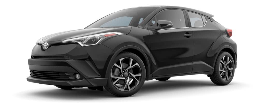 2019 Toyota C-HR in Black Sand Pearl
