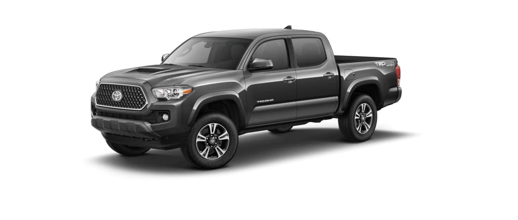 2019 Toyota Tacoma in Magnetic Gray Metallic