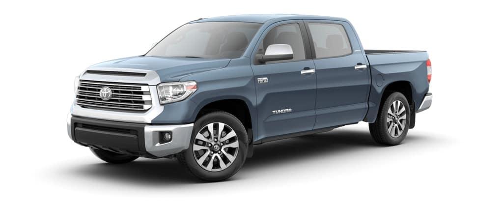 2019 Toyota Tundra in Calvary Blue