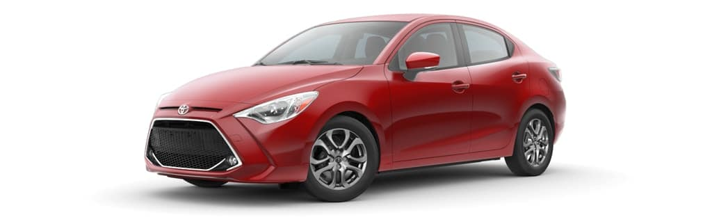 2019 Pulse Toyota Yaris