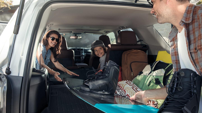 2019 4Runner Interior Arlington Toyota