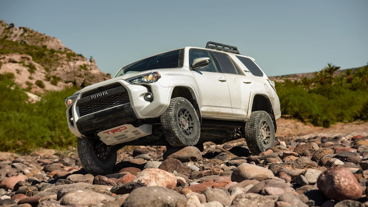 2019 4Runner Safety