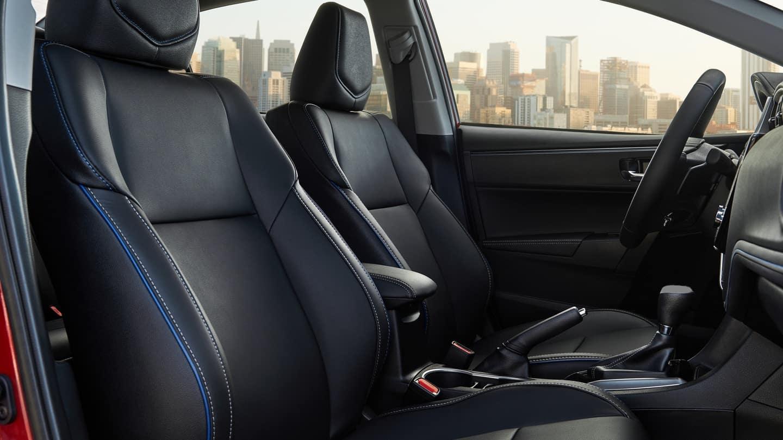 2019 Corolla Interior Arlington Toyota