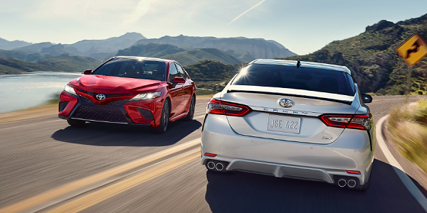 2019 Camry vs Altima Comparison