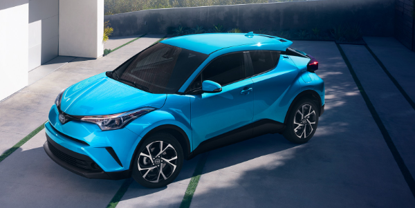 2019 Toyota C-HR Review for Amelia Island, FL