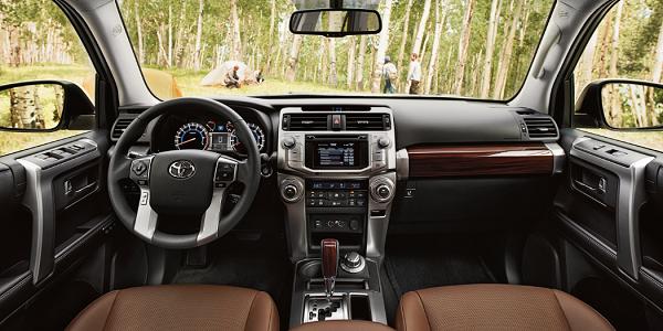 Toyota 4Runner Technology