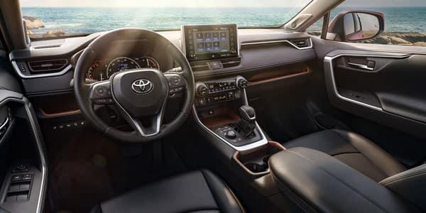 2019 Toyota RAV 4 Interior 2