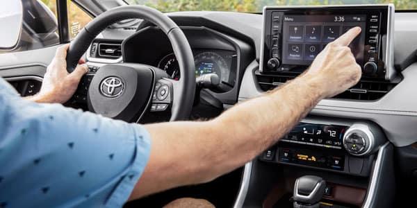 2019 Toyota RAV4 Technology