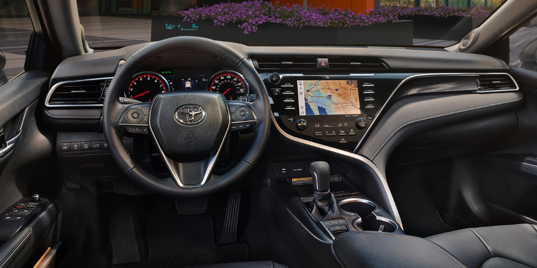 2019 Toyota Camry Technology