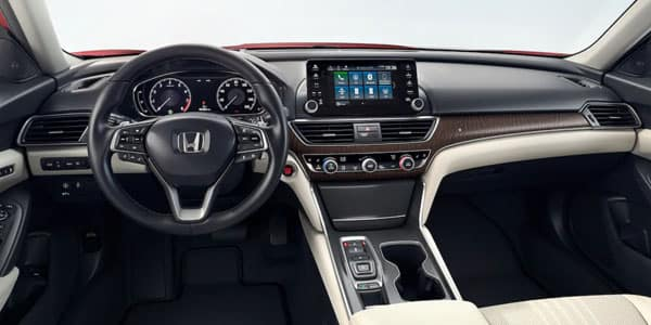 2019 Accord Interior