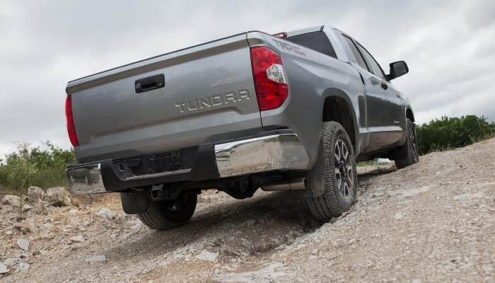 The 2019 Toyota Tundra is ready for any terrain