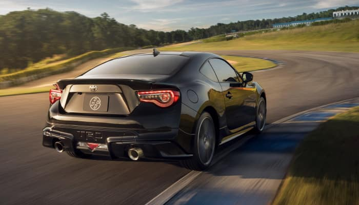 The high performance 2019 Toyota 86
