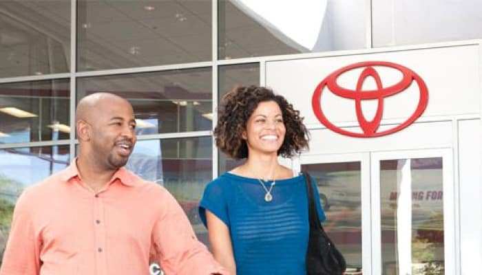 Finance a new Toyota vehicle from Arlington Toyota near St Marys, GA