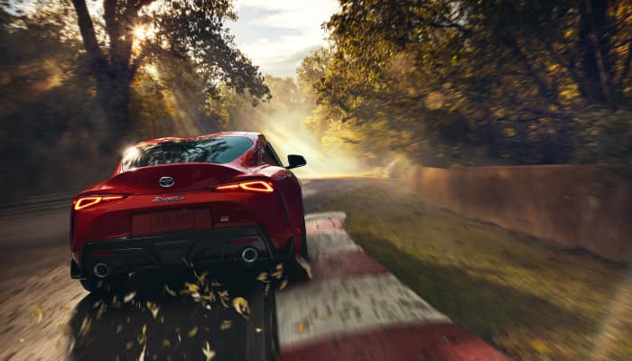 The 2020 Toyota Supra is coming to Jacksville, FL from Arlington Toyota