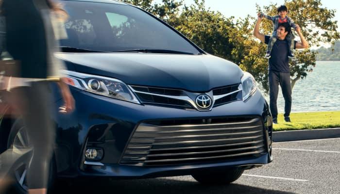 Finance a 2019 Toyota Sienna from Arlington Toyota near Palm Valley, FL