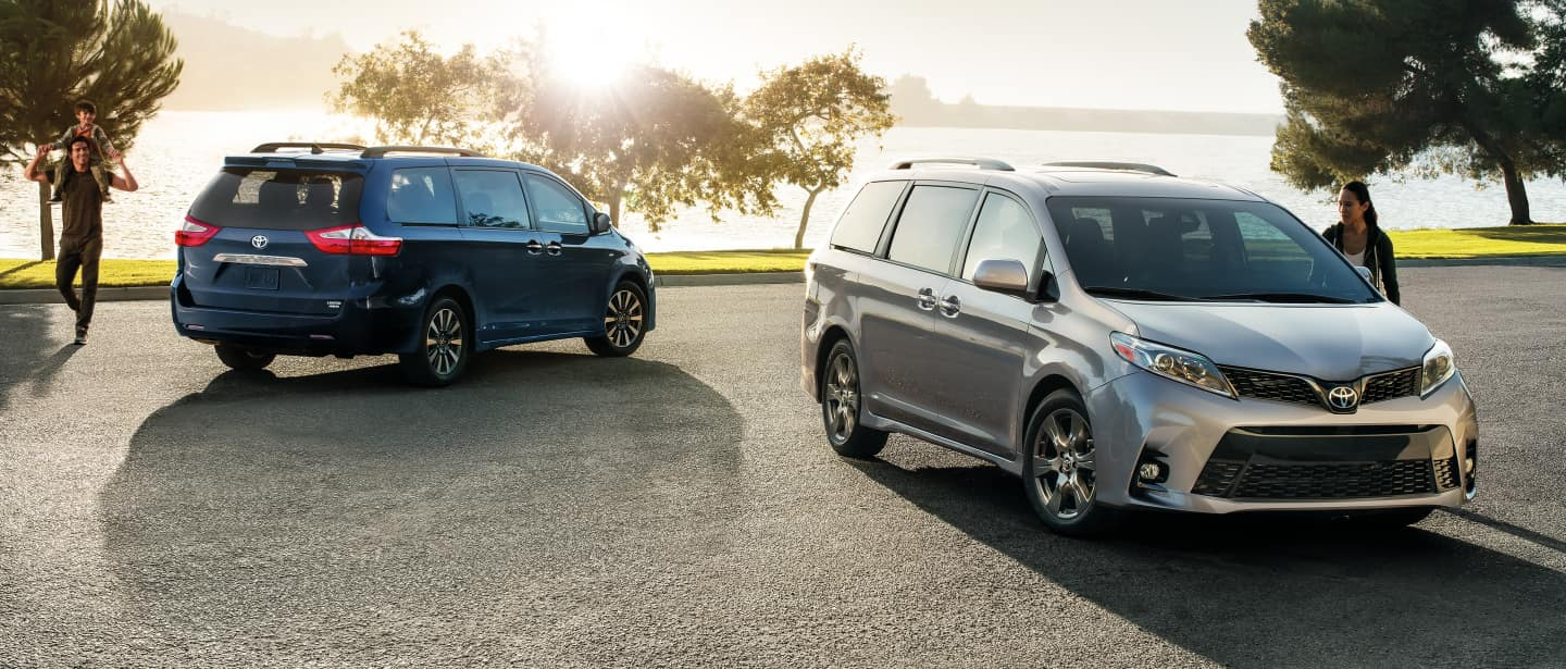 The 2019 Toyota Sienna available from Arlington Toyota near Palm Valley, FL