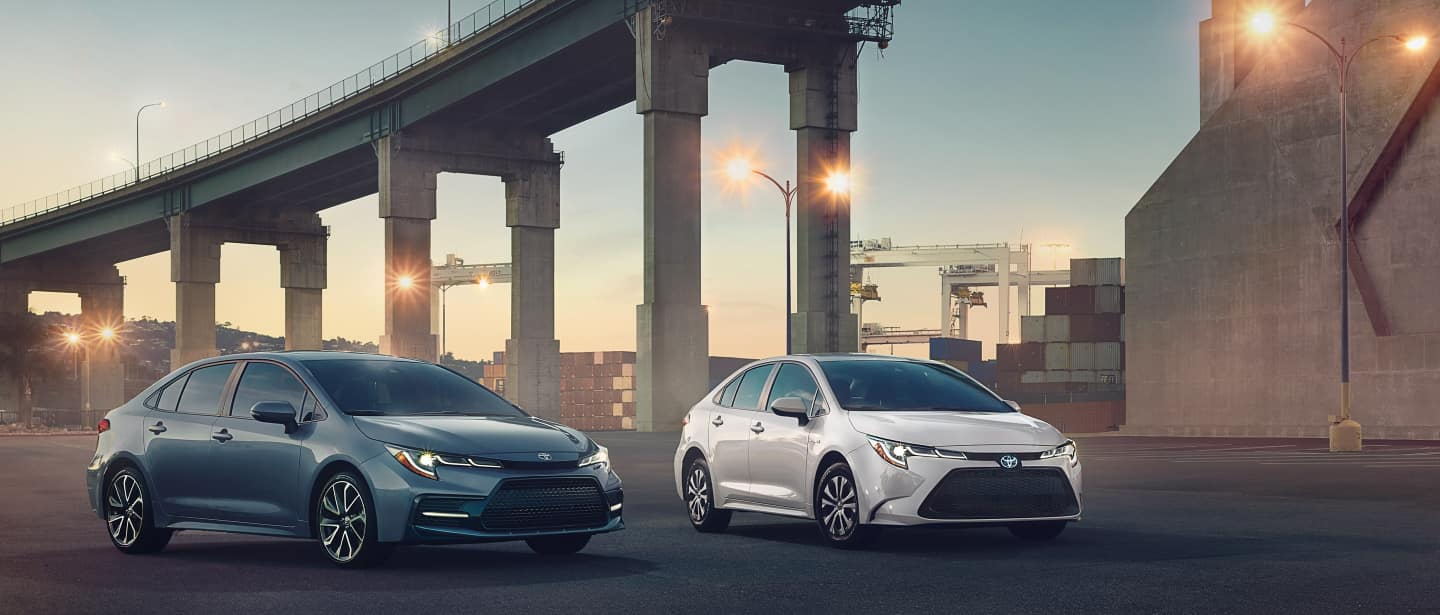 The 2020 Toyota Corolla from Arlington Toyota near St. Augustine, FL