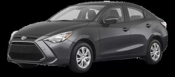 New 2019 Toyota Yaris iA LE