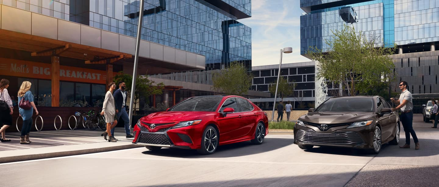 Lease a new Toyota vehicle from Arlington Toyota in Jacksonville, FL