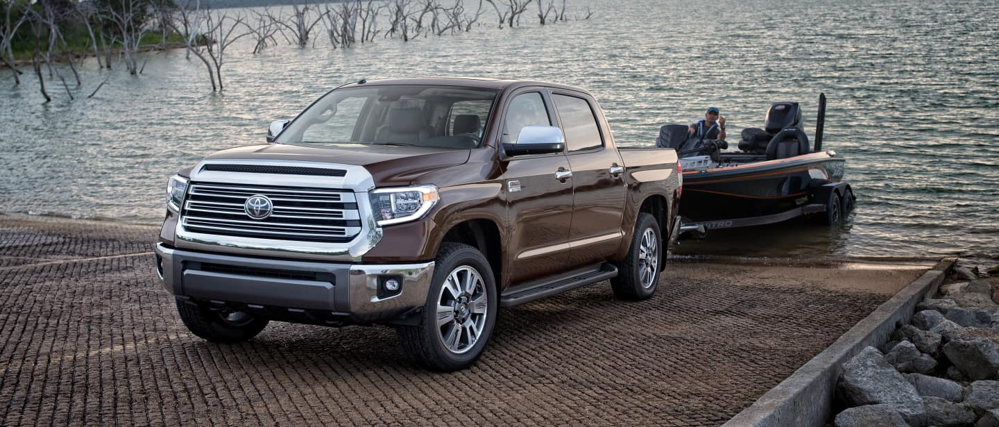 Toyota Tundra Towing Capacity >> What Is The Towing Capacity Of The 2019 Toyota Tundra Arlington