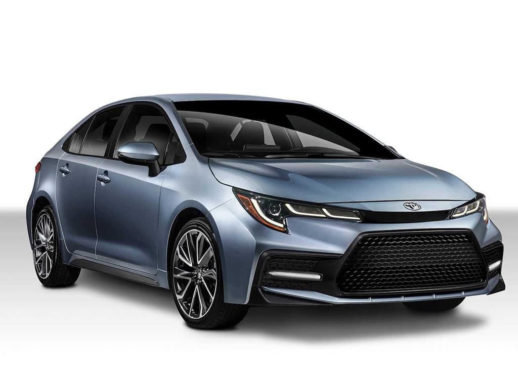 2020 Corolla LE Hybrid