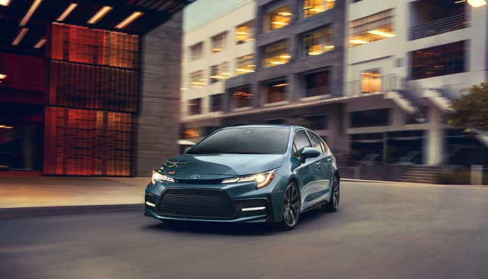 The 2020 Toyota Corolla available at Arlington Toyota in Jacksonville, FL