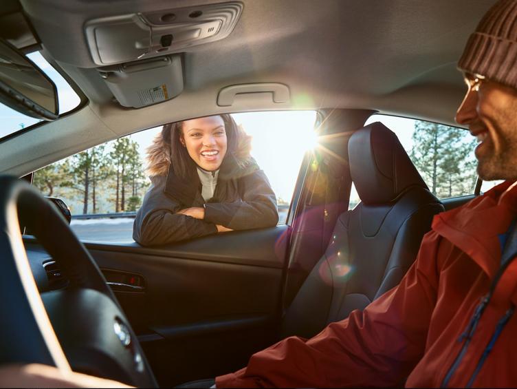 2019 Toyota Prius Interior near Nocatee, FL